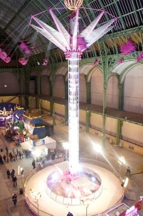 Jours de Fêtes, Sous le Ciel de Paris, Grand Palais, Fête Forraine