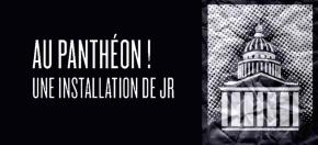 sous le ciel de paris, au panthéon, JR, inside out, panthéon