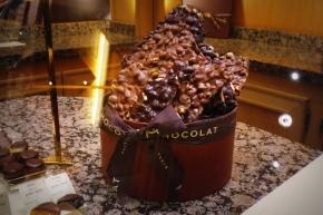 sous le ciel de paris, la maison du chocolat, créateurs de rêves, noel, chocolat
