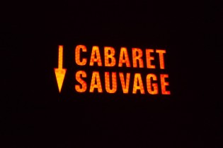 cabaret tam tam, cabaret sauvage, spectacle