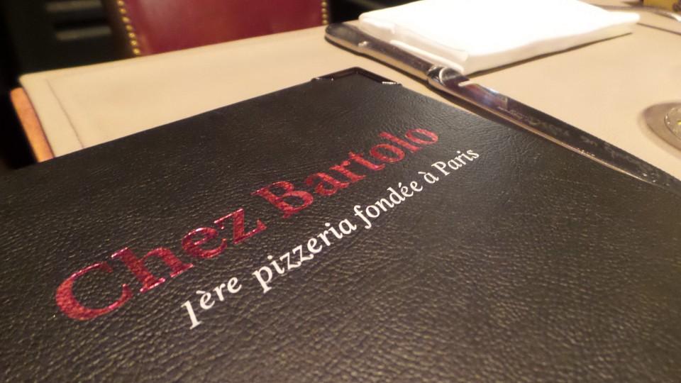 chez Bartolo, paris, pizzeria, la parigina